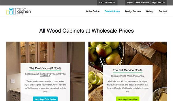 Discount Kitchen Direct - Expanding Designs