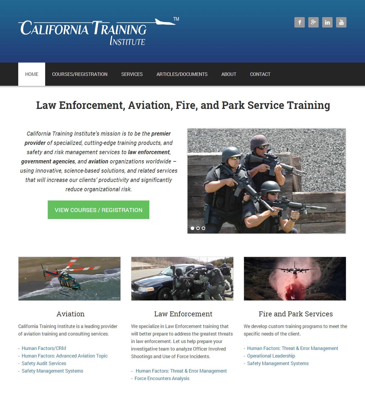 California Training Institute